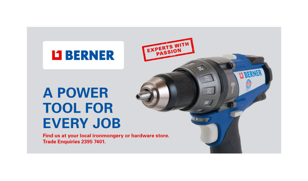 Power tools billboard design