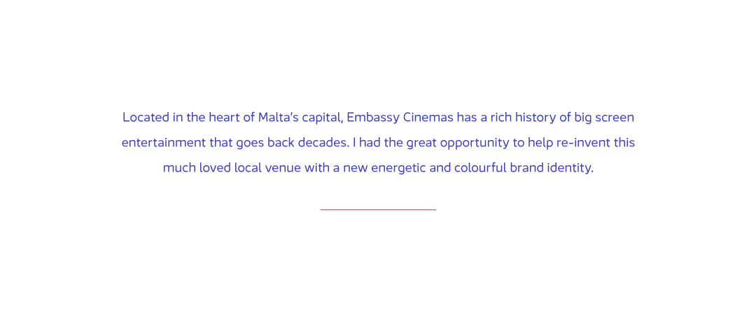 About Embassy Cinemas