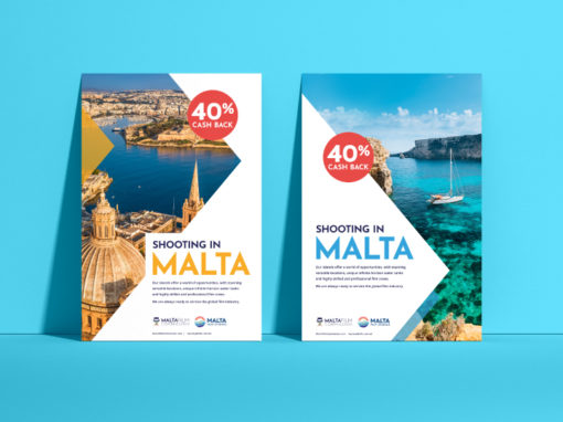 Malta Film Commission Adverts