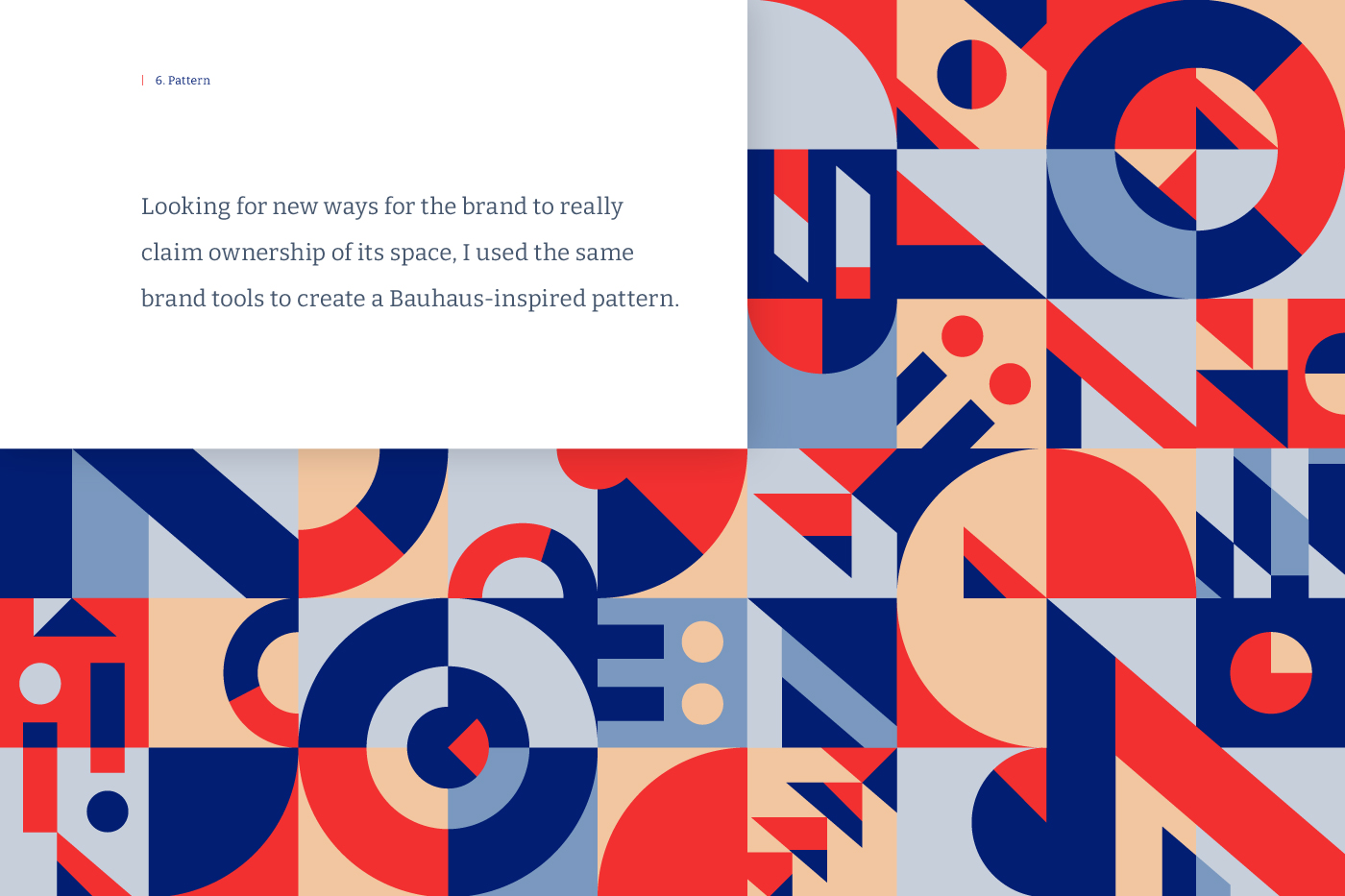 Introducing the CNI pattern design