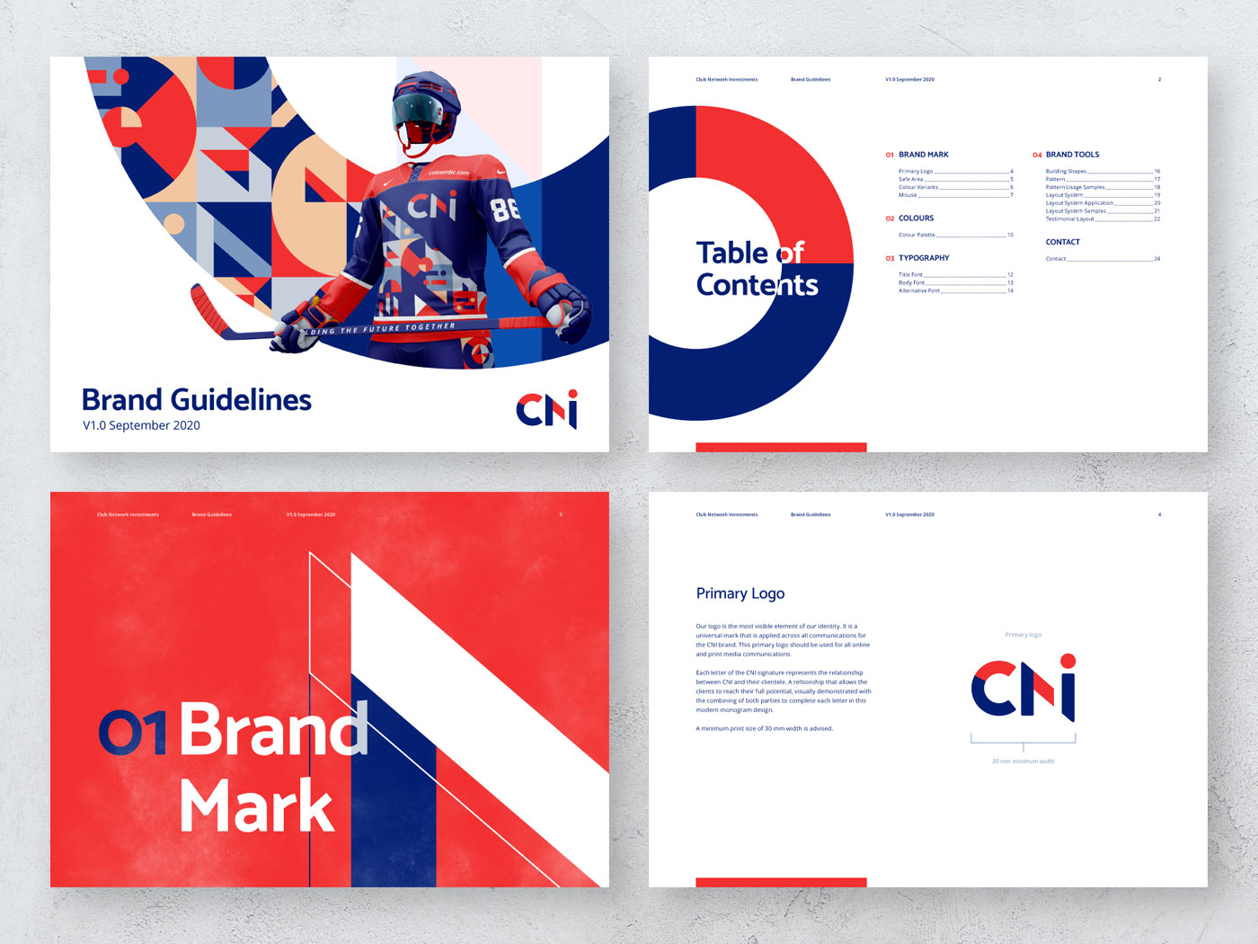 CNI brand guidelines